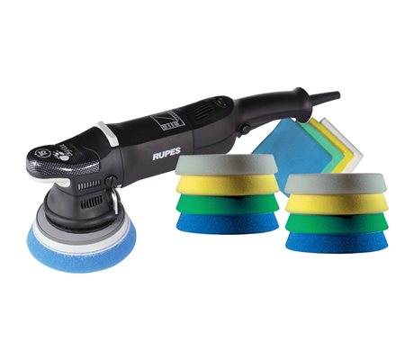 LHR15II Bigfoot Random Orbital Polisher STF Kit