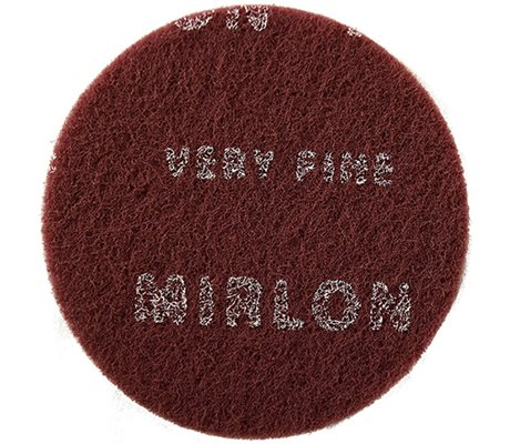 Mirlon Abrasive Pads Very Fine 150 mm