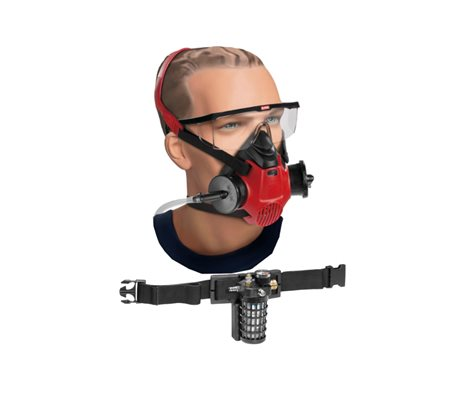 Air Star C Half Mask Respirator Set