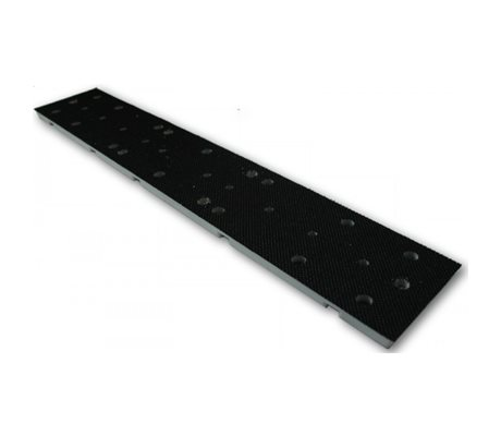 619.153MH Velcro Long Bed Backing Pad 70 x 400 mm