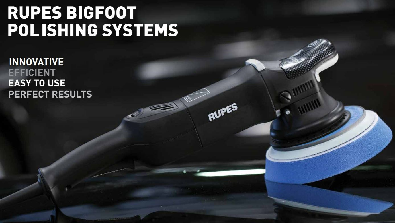 rupes polish bigfoot system