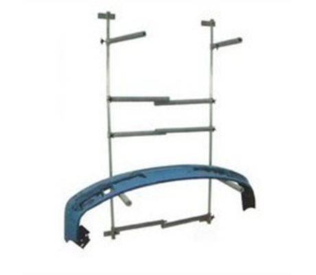 410 Wall Bumper Rack