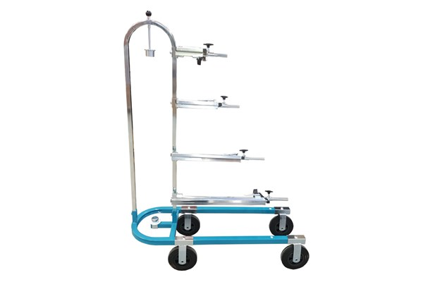 304 Large Paper Dispenser Trolley