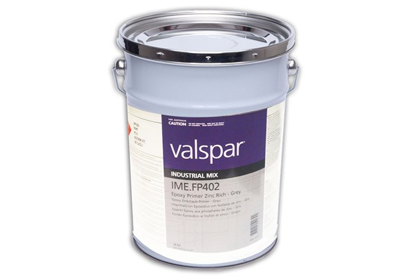FP402 Epoxy Primer Zinc Rich – Grey