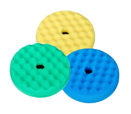 3M Quick Connect Double Sided Foam Pad 150mm