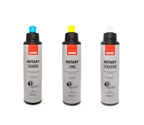 Rotary Compound Gel