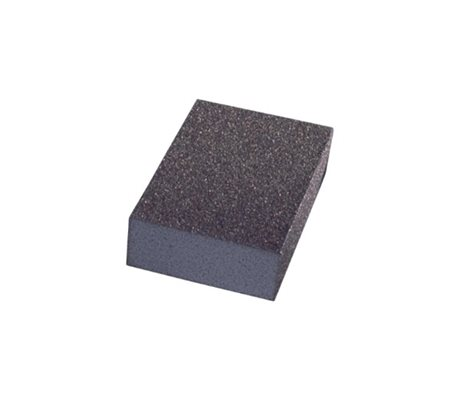 Four Sided Abrasive Sponge 100x66x26mm
