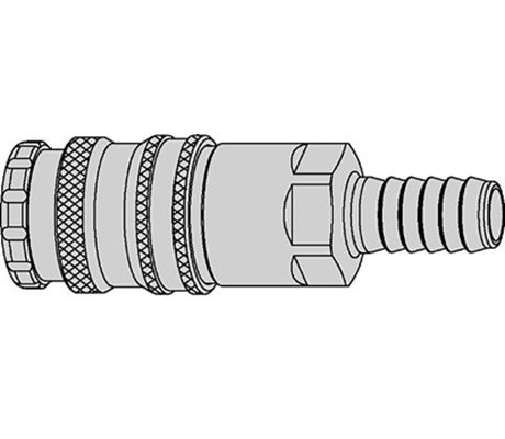 Series 342 Hose Connection 3/8""