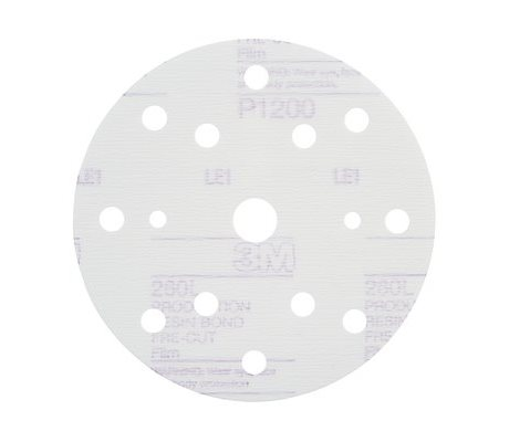 3M Hookit 260L Film Disc 150mm