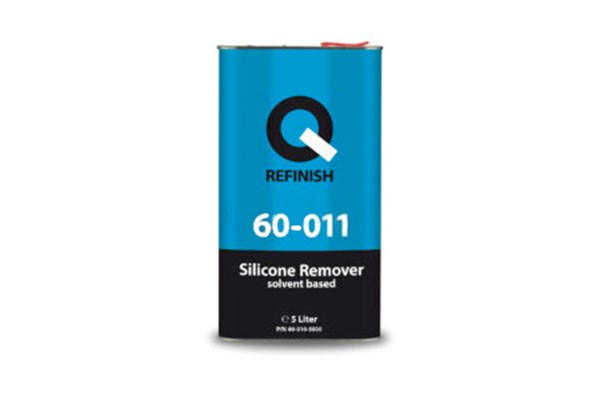 60-011 Silicone Remover Solvent Based Fast