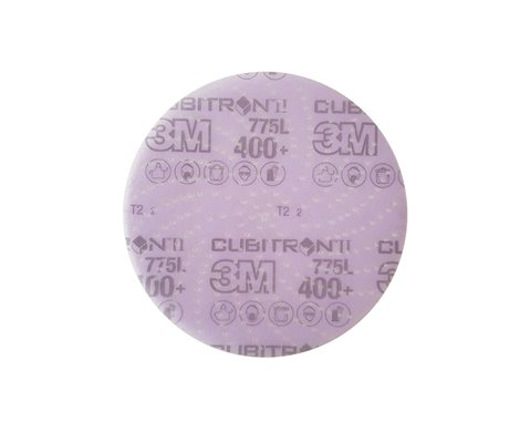 Cubitron II Clean Sand Film Disc 775L 150mm