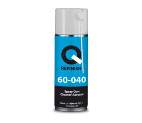 60-040 Spray Gun Cleaner Aerosol
