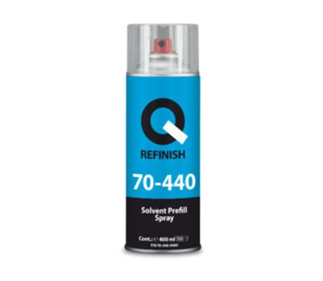 70-440 Solvent Prefill Spray