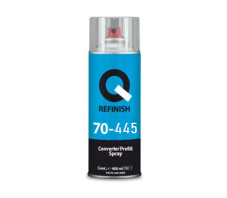 70-445 Converter Prefill Spray