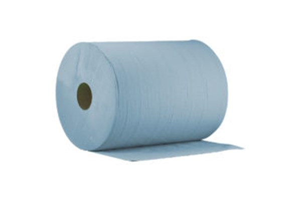 60-120 Cleaning Paper Blue 2-Ply