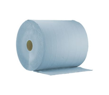 60-135 Cleaning Paper Blue 3-Ply