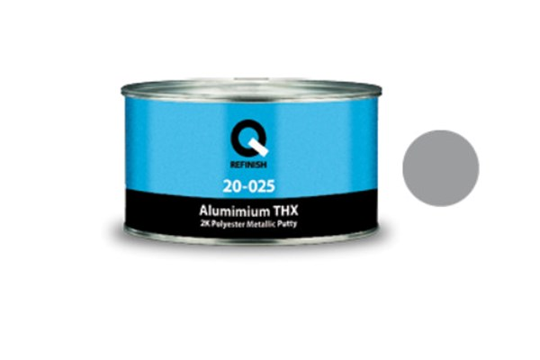 20-025 Aluminium THX 2K Polyester Metallic Putty