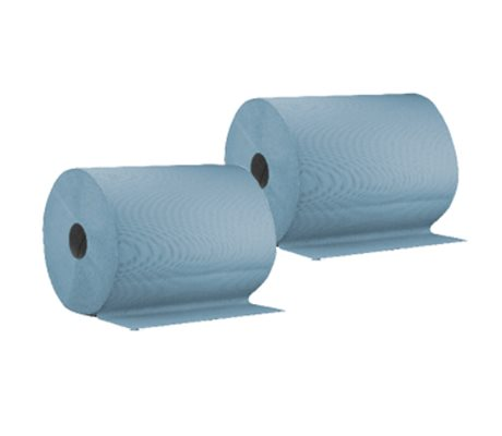 60-130 Cleaning Paper Blue 3-Ply