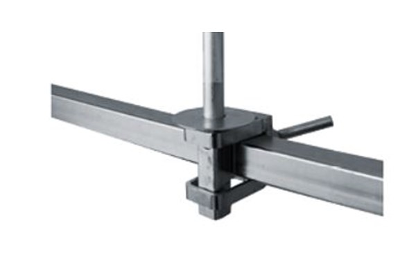 90-101 Clamp With Wing Screw