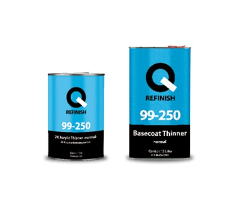 99-250 Basecoat Thinner Normal