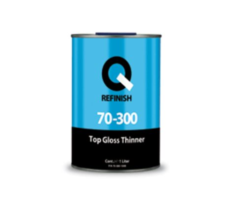 70-300 Top Gloss Thinner