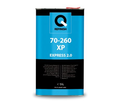70-260XP 2K UHS Express Clearcoat