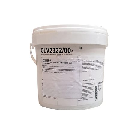 OLV2322/00 Oil Natural For Wood Treatment