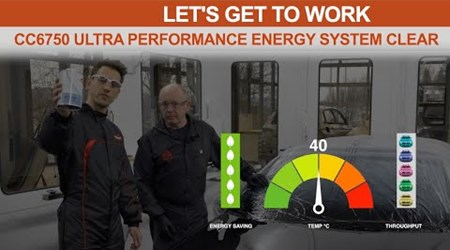 CC6750 Ultra Performance Energy System Clear