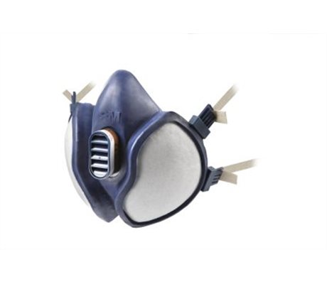 Disposable Paint Spray Respirator Mask 06942