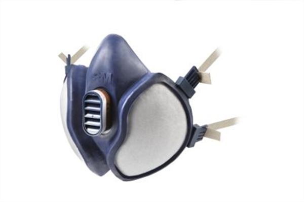 3M Dispoable Paint Spray Respirator MASK
