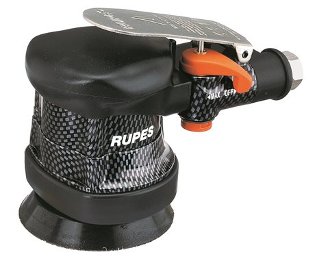 RA75 Pneumatic Random Orbital Palm Sander Ø 75 mm Velcro Orb 3 mm