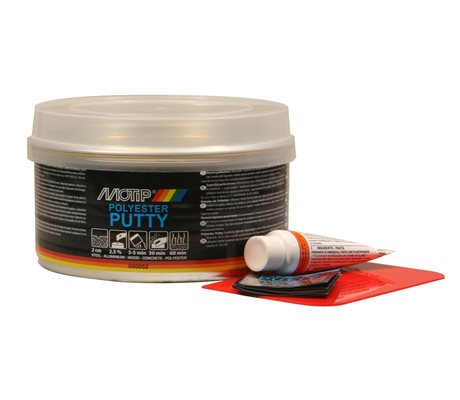 Polyester Putty 000052