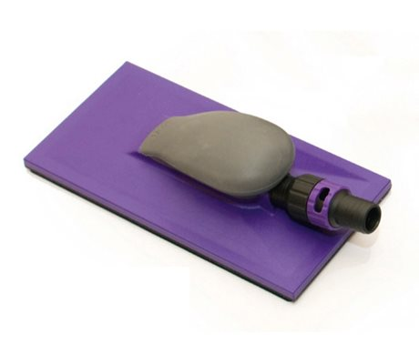 Hookit Purple+ Sanding Block 115 x 225 mm