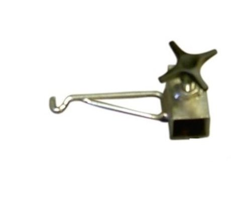130-267 Short Central Hook for Heavy Duty
