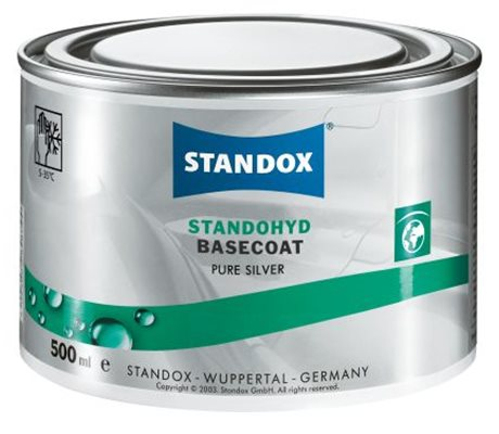 Standohyd Pure Silver Basecoat