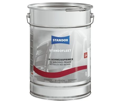 Standofleet 1K Welding Primer U2120 Red Brown