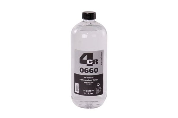 Demineralized Water 0660