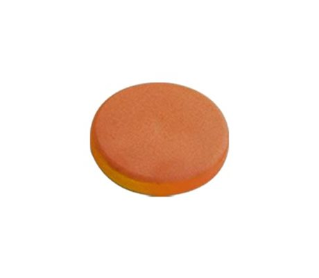 General Purpose Foam Orange Flat 80 mm