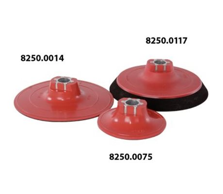 4CR Polish Backing Pad 117 mm 8250-0014