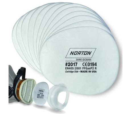 Particulate Filter Pad Replacement P2