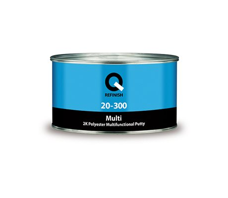 20-300-1800 2K Polyester Multi Putty