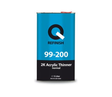 99-200 2K Acrylic Thinner Normal