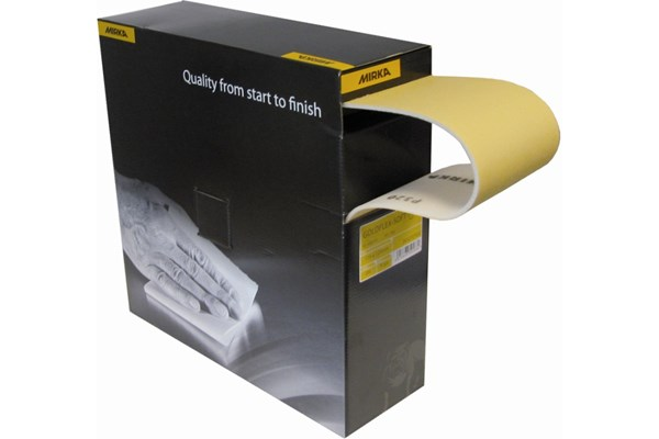 Mirka Gold Soft Perforated Rolls