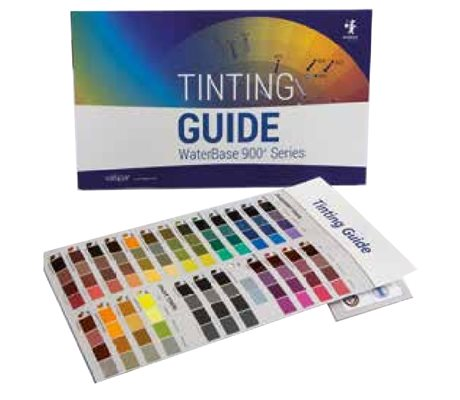 Tinting Guide Series 900+