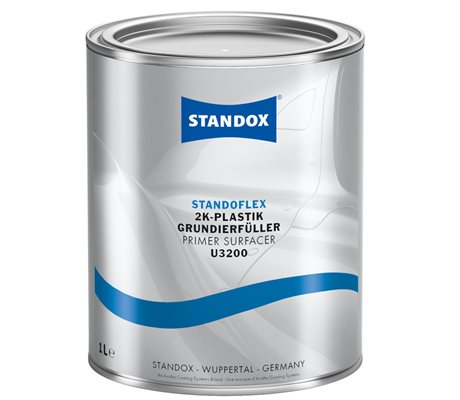 Standox Plastik Primer Surfacer Light Grey