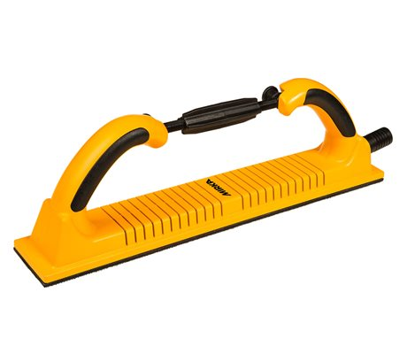 Sanding Block 70 x 400 mm Grip Yellow Flex