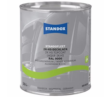 Standofleet 2K HS-High Build Topcoat Ral 9006