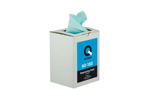 60-160 Degreasing Cloth Turquoise