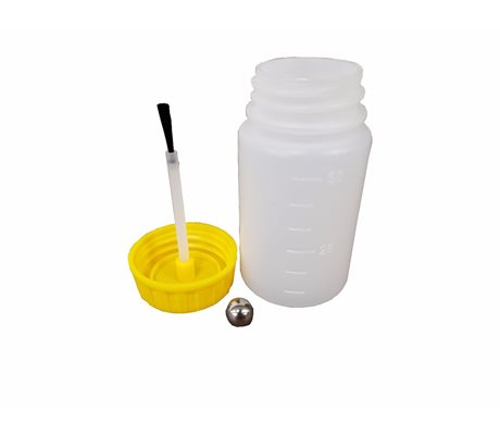 Touch-up Bottles Plastic 50 ml