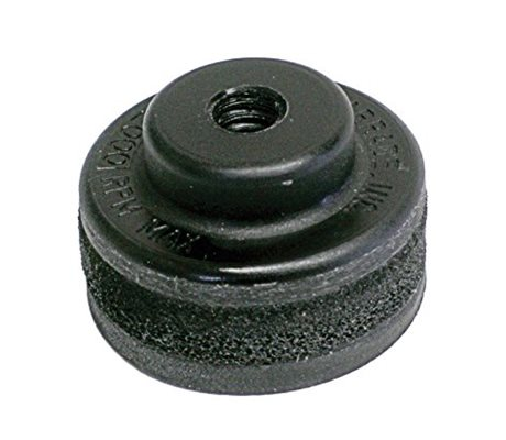 Dynabrade 54018 32 mm Mini-Dynorbital Disc Pad Rubber-Face